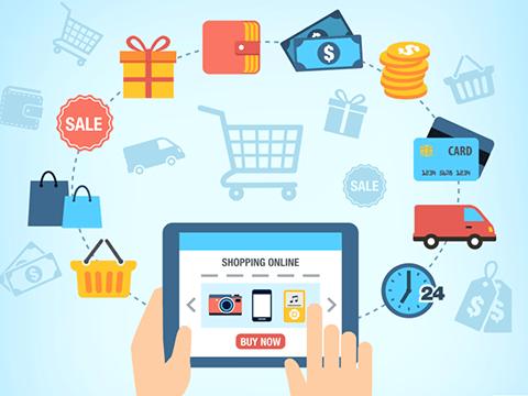 kết nối người mua và người bán trên shopee